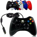 Control Xbox 360 Alambrico Compatible Alta Calidad Colores