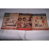 Peloduro.antiguas Publicaciones Uruguayas 1947-1949..