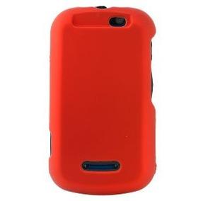 Motorola Clutch (i475) Cubierta De Teléfono Rubberized W3