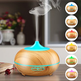 Difusor De Aromaterapia Aceite Esencial, Urpower 300ml Grano