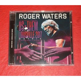 Roger Waters Us + Them Louisville 2017 Matrix 2cd Japones