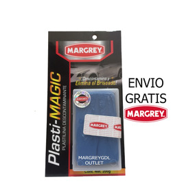 Plastilina Plasti Magic Arcilla Clay Briseado Margrey