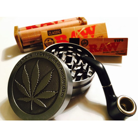 Raw Kit Completo // Picador Tabaco Máquina Pipa Filtros Seda