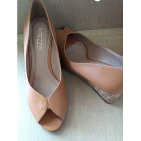 Sapato Arezzo Últimos Pares - Disponível No 36 E 38