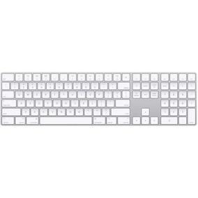Teclado Apple Magic Keyboard C/ Teclado Numérico Mq052lz/a