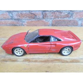 Miniatura Hot Weels Ferrari 288 Gto 1998 Escala 1:18 Leilao