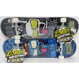 Skate Zombie Infection Y California Fd107 An107