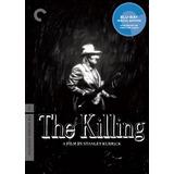 The Killing - Stanley Kubrick (blu-ray Criterion)