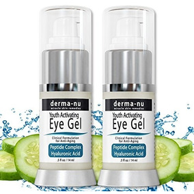 Eye Wrinkle Cream Por Derma-nu - Tratamiento Antiarrugas Pa.