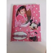 Minnie Cuaderno Personalizado
