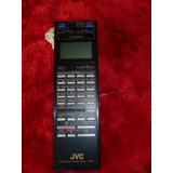 Controle Remoto Para Video Cassete Vcr Jvc Original Reliquia