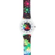 Reloj De Mujer Extra Liviano Status Multicolor S23g