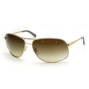 17fdfeb486cd6 Lentes Oculos Ray Ban 3387 Original - Óculos no Mercado Livre Brasil