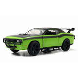 Auto De Coleccion Fast & Furious Dodge Challenger Srt8 Orig.