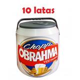 Cooler Da Brahma Cerveja Chopp 10 Latas Churrasco