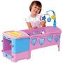 Berço De Boneca Berço Doce Sonho Rosa - Magic Toys
