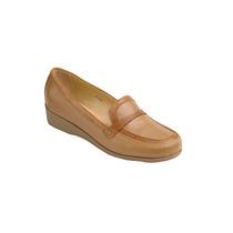 Zapato De Descanso Para Dama Capricho Piel Negro Modelo 924