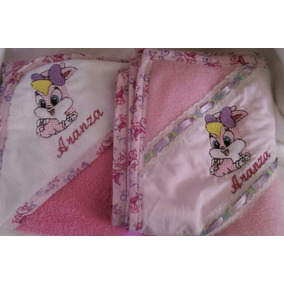 Paños, Toallas Personalizadas Bordadas Para Bebes.