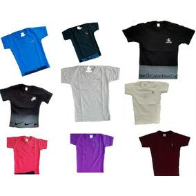 Camisas Da Calvin Klein De Duas Cores De 6 A 12 Anos Varejo