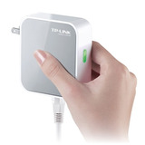 Tp-link, Nano Router Inalámbrico N 150mbps, Tl-wr700n