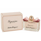 Perfume Dama Salvatore Ferragamo - Signorin 100 Ml Original