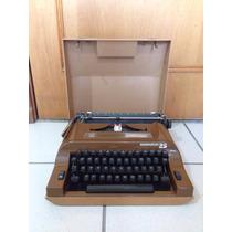 Máquina De Escrever Portátil Remington 25
