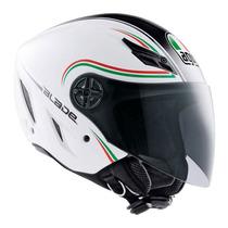 Capacete Agv Blade Start Italia Branco 57/58 Rs1
