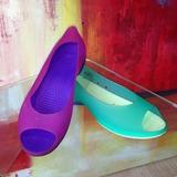 Crocs Original Para Damas - Carlie Flat Women