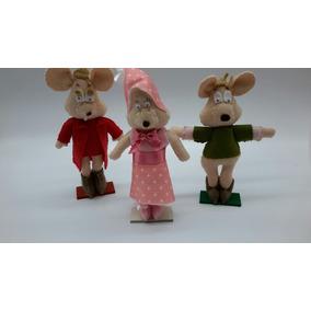 Kit Decoração Cinderela (fadas Ratos E Abobora )