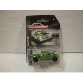 Enigma777 Majorette Camioneta Ford F-150 Verde Serie 3