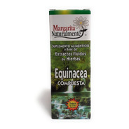 Equinacea Compuesta Margarita Naturalmente 50 Ml Envio Full