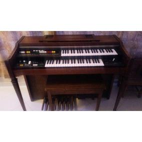 Organo Yamaha Eletrone Bk-200i. En Perfecto Estado