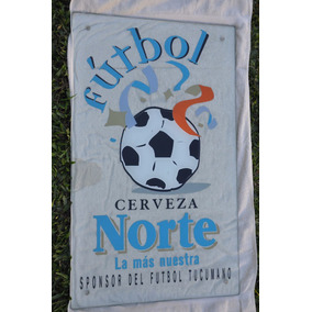 Cartel Cerveza Norte (antiguo)