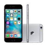 Apple Iphone 6s Preto 16g Anatel 4g Tela 4.7 Garantia 1 Ano