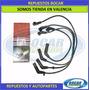 Juego Cables De Bujia Md180171 Lancer / Signo 1.3/1.5