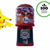 Maquina Bolinha Pula - Vending Machine - Beaver