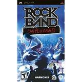 Rock Band Unplugged Psp Nuevo Y Sellado