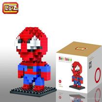 Armables De Coleccion Cubos Legos Avenger Transformers