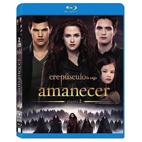 Amanecer Parte 2 Robert Pattinson Película Bluray