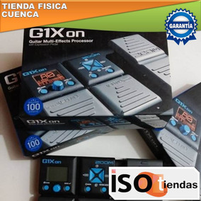 Pedal De Guitarra Multi-effects G1xon