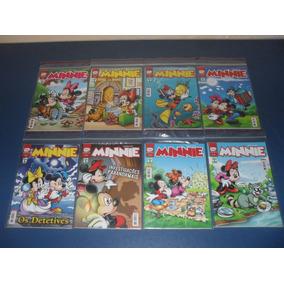 Minnie - Editora Abril, 2013/2017.