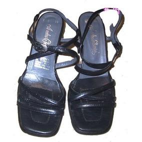 Zapatos Sandalias Para Dama En Piel ~ Cositas.#744