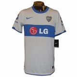 Boca 2010/11 Gris Nike Lg Nueva