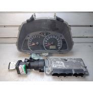 Kit Módulo Injeção Ford Ka 10/11 1.0 8v Flex Iaw4cfrnr V2128