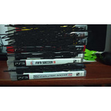 Fifa 2011 Pro Evolution 2013 Juegos Ps3 200 C/u