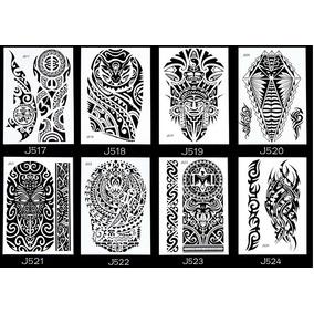 Tatuagem Maori E Tribal Novos Modelos