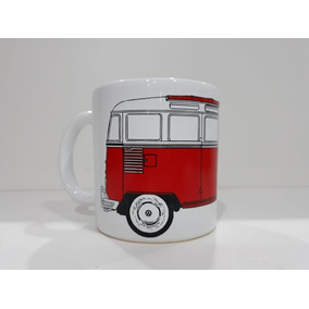 Caneca Kombi Original Volkswagen Collection Apr057001gi