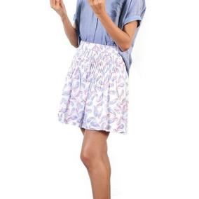 Moda - Falda 3148572 Rosé Pistol Talla 4 Para Mujer Color