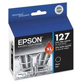Epson Epson Durabrite Ultra Tinta Negro Cartucho De Alta Cap