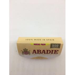 Papel Para Armar Abadie Block Con 500 Hojas- 1.1/4 Largo